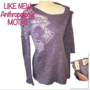 • ANTHROPOLOGIE | LIKE NEW | Knit Sweater •